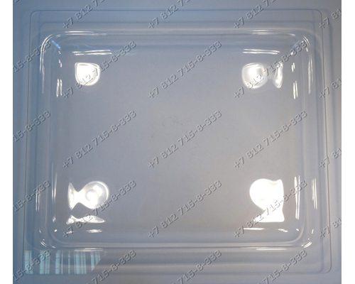Cтеклянный противень 406*360*27 мм для плиты Gorenje