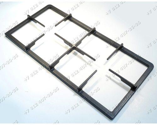 Решетка сверху 230*493 мм для плиты Gorenje GI438E