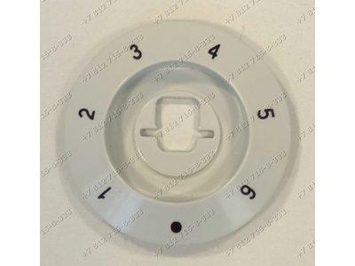 Диск ручки переключения конфорок духовки Делюкс 753157010