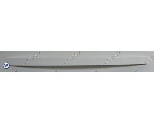 Белая ручка дверцы духовки Ardo