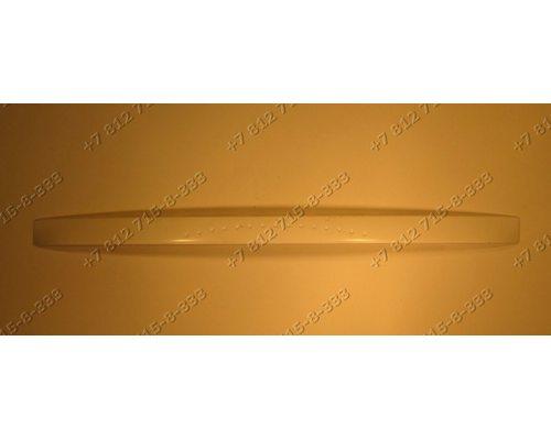 Ручка (белая длина 490 мм, расстояние между отверстиями 400 мм) дверцы духовки Gorenje EC778W
