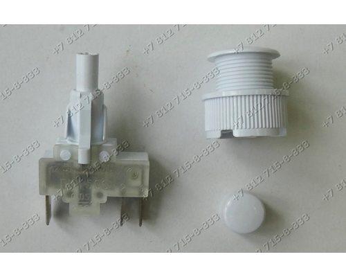 Переключатель кнопка розжига ПКН506.2-111 плиты Gefest