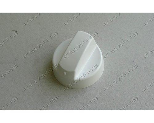 Белая универсальная ручка для плиты