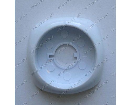 Белый диск ручки для плиты Gefest 1500