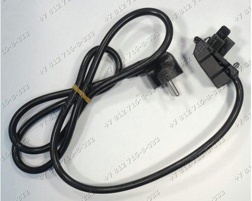 Сетевой шнур в сборе с клеммником для плиты Beko 161100026 166900015