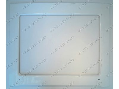 Обрамление внешнего стекла духовки Electrolux EKC601300W и т.д.