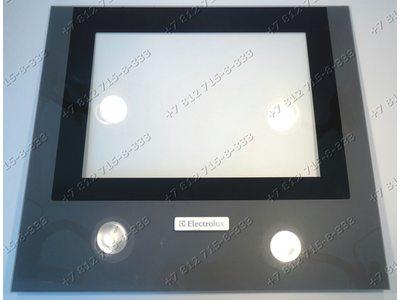 Внешнее стекло духовки Electrolux - EKC601300W и т.д.