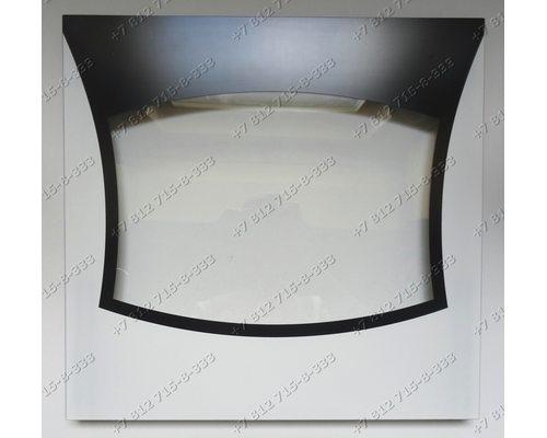 Cтекло духовки внешнее 472*370 мм для плиты Hansa FCGW57001011 FCCW51004010 FCGW57003011 FCEW51001011 и т.д.