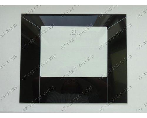Cтекло духовки для плиты Indesit K3C767(X)/RU K3C767XRU K3G21(X)/R K3G21XR