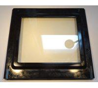 Внутреннее стекло духовки в сборе с металлическим обрамлением Beko CS58000