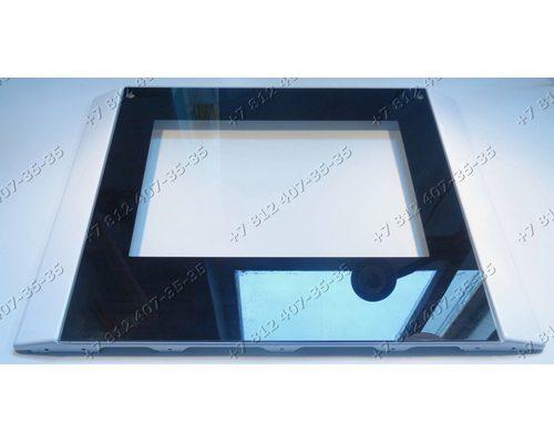 Внешнее стекло для плиты Beko CM68201