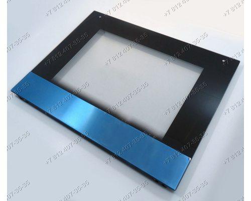 Cтекло духовки внешнее 590 *458 мм для плиты Gorenje BO7106SX, BO5322SX, BC7106SX