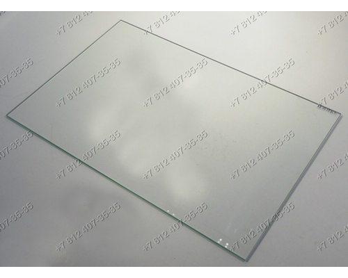 Внутреннее стекло духовки газовой плиты Гефест 1100, 1102, 1111, 1110, 1202, 1140, 1457, ДА102 и т.д. 440*285 мм