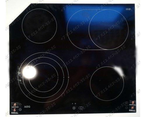 Стеклокерамическая поверхность для плиты AEG 61370M-MN AF4 949483268-00