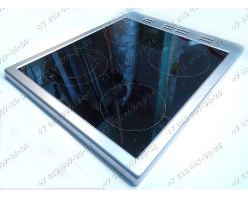 Стеклокерамическая поверхность для плиты Beko CSE57100GS 7786988317