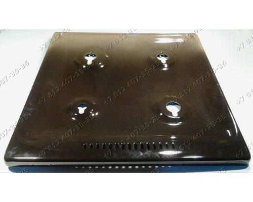 Стол плиты 486 мм*498 мм, коричневый Gefest, Гефест