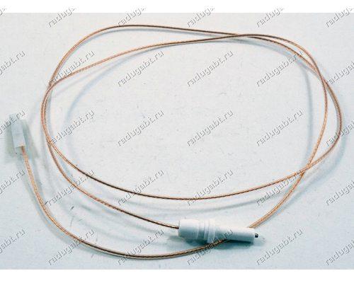 Свеча розжига - разрядник 970 мм, длина керамического наконечника 31 мм для плиты Гефест (Gefest)