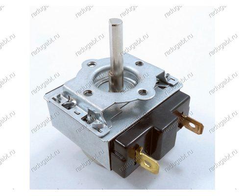 Таймер 16A 120 мин 2-х контактный,механический для плиты Indesit Ariston