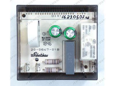 Таймер плиты Indesit Ariston K3C767(X)/RU, MVK5V75(X)RF, C349PWR и т.д.