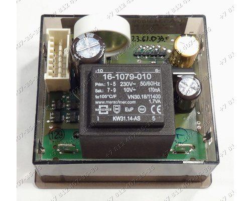 Таймер GAS345/009.421 GAS345009421 электронный для плиты Гефест