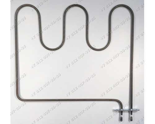 Тэн (1000W IRCA 5296R801) для плиты Electrolux Zanussi EOB199B, EON198W, EON398W, EON198X, EON398X, EON398K, EON198K