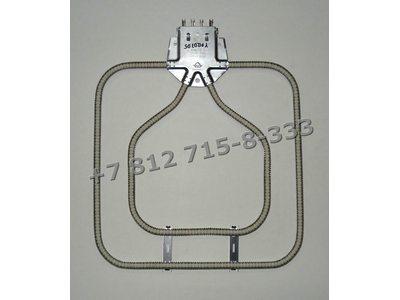 Тэн (1500W, 33.94293.001) для плиты Bosch HEN3551/03