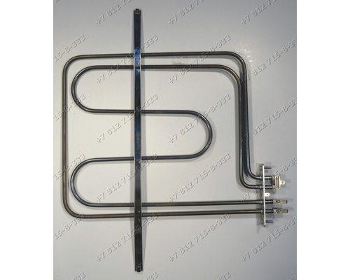 Тэн (800W+1800W = 2600W верхний боковые контакты) духовки для плиты Deluxe Делюкс