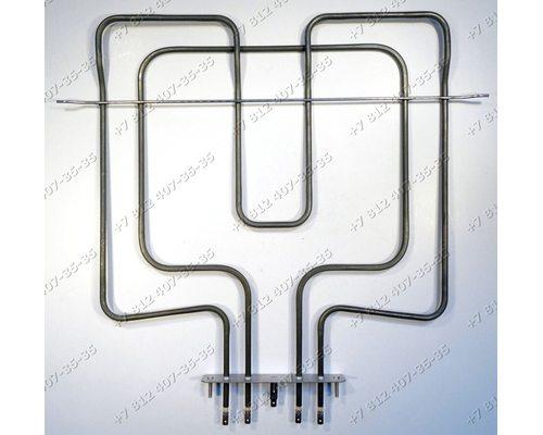 Нижний 1600W+900W 365 мм* 380 мм тэн для плиты Whirlpool, Indesit