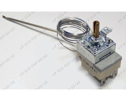 Регулируемый термостат - Терморегулятор капиллярный от 50 до 300°C на духовку