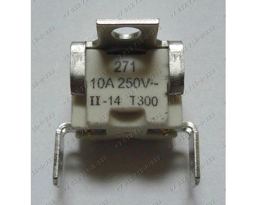 Датчик температуры 271 10A 250V T300 для плиты Electrolux