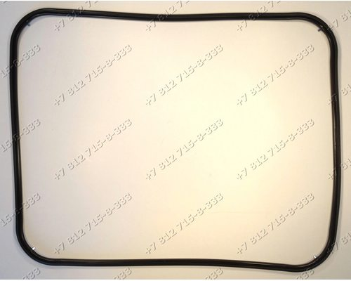 Уплотнитель двери для плиты Electrolux ZOB561XQ, EKK601302X (943001523-01)
