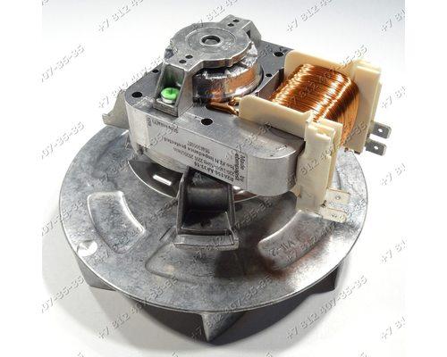 Вентилятор в сборе для плиты Bosch HBN Series; Neff B, U Serie; Siemens HB Series