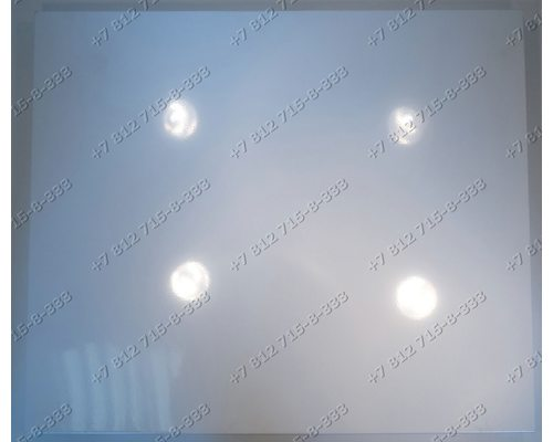 Верхняя крышка для плиты Indesit C00855001