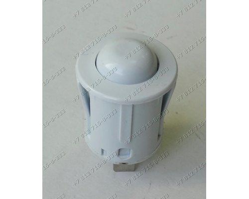 Кнопка поджига ПКН13-1 белая ПКН13-2 черная без фиксации для плиты Гефест