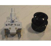 Переключатель кнопочный ПКН5082 ПКН508.2 ПКН508-2 для плиты Гефест