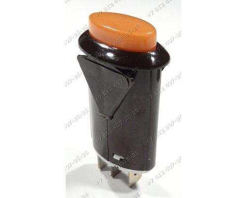 Выключатель кнопочный ВКн-511-11 ВКн-511-45 для плиты Гефест