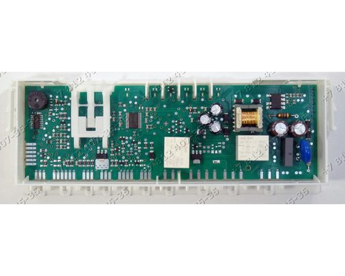 Электронный модуль холодильника Bosch 9000925670