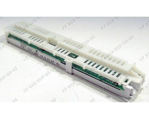 Модуль управления верхний 9000500944 для холодильника Bosch