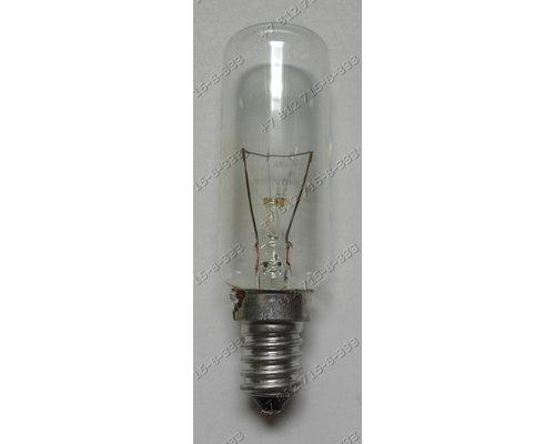 Лампочка 40W E14 для холодильника