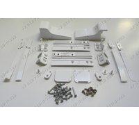 Комплект для перенавески дверей холодильника Whirlpool CB601W 853976296031
