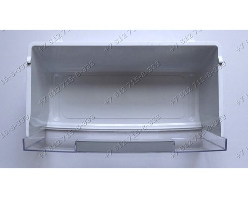 Нижний пластиковый ящик для морозилки холодильника LG GA-449BTMA GA449BTMA GA-449UTPA GA449UTPA
