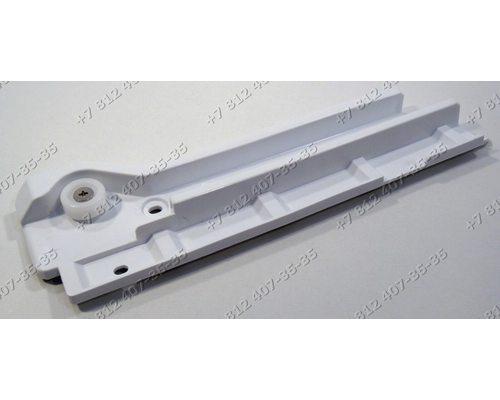 Крепление ящика - направляющая выдвижного ящика холодильника LG Side-by-Side GC-C207GEQV GC-C207GMQV GC-B207GMQV и т.д.