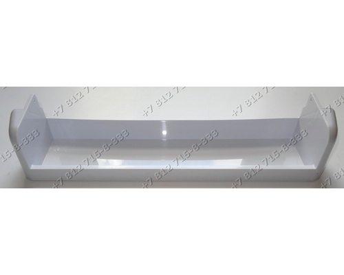 Верхний балкон для холодильника Indesit 101Q 102ER 103Q 104Q 107ER 110Q 116Q 117ER 120ER 205Q