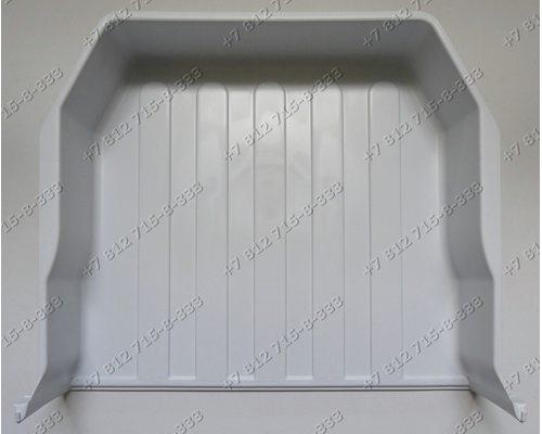 Верхний корпус ящика морозильной камеры для холодильника Indesit HBM1181.4SV HBM1181.4V HBM1182.4H