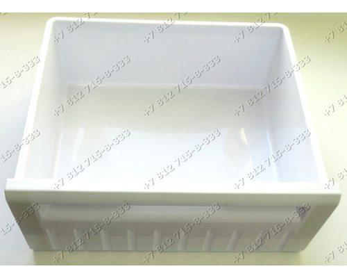 Cредний ящик морозильной камеры для холодильника Indesit Stinol 102ER 107ER