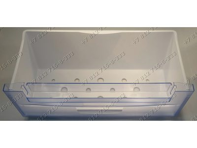 Ящик нижний морозилки для холодильника Indesit BAAN35FNFSD