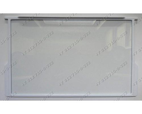 Cтеклянная полка для холодильника Indesit HBD1201.4NF BIA20 BIA201 B18NFS Stinol 116Q