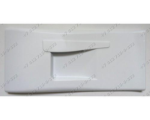 Белая панель ящика для холодильника Indesit Ariston MBA3842C C138 MBA3842CIBS
