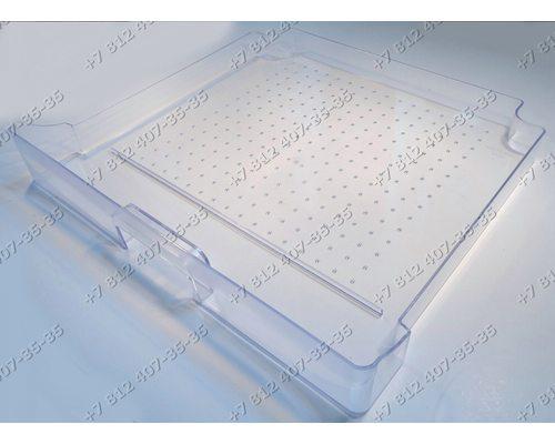 Верхняя емкость морозильной камеры для холодильника Indesit C240G, CA140G, NBS20A, NBS20AAUA, SB200