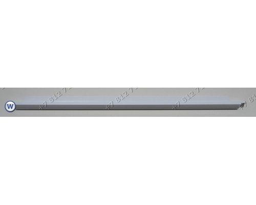 Заднее обрамление полки для холодильника Indesit BCS311 BCS311AI BCS311AIS BCS311I